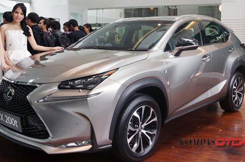Lexus Indonesia Mau Garap Mobkas