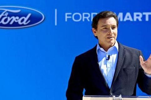 Bos Ford Mark Fields Dipecat