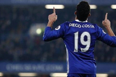Diego Costa Minta Chelsea Turunkan Harga
