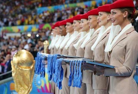 Uang Hadiah Piala Dunia 2018 Meningkat 12 Persen