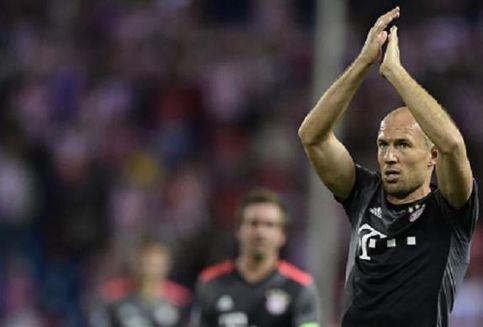 Robben Menolak Bicara tentang Masa Depan Ancelotti