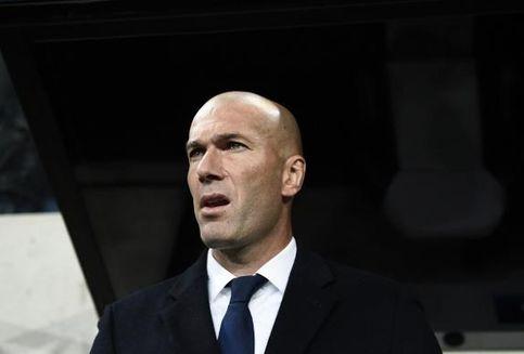 Jawaban Zidane soal Real Madrid yang Mandul