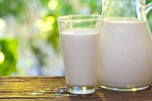 Tingkatkan Produksi Susu, Swasta Gandeng Peternak Lokal