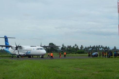 Kendala Teknis, Garuda Indonesia Tunda Penerbangan Langsung Jakarta - Banyuwangi