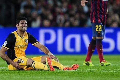 Insiden Tabrak Tiang di Dunia Sepak Bola, Aji Saka hingga Diego Costa