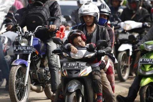 Angkutan Massal Bagus, Jumlah Pemudik Motor Akan Turun