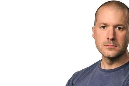 Jony Ive Kembali Rancang Produk Apple