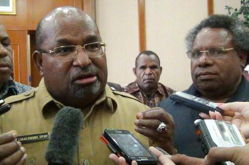 Gubernur Papua: Segera Selesaikan Sengketa Batas Kabupaten/Kota