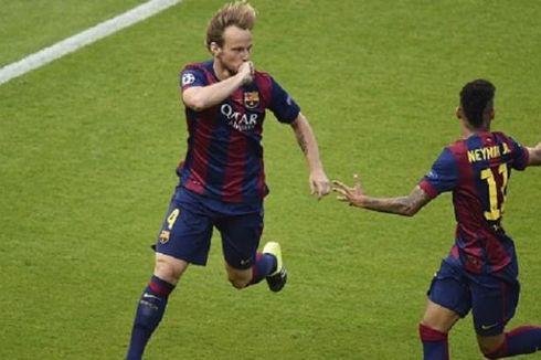 Ivan Rakitic Masih Sesali Kepergian Neymar dari Barcelona