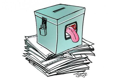 Berbagai Laporan dan Klasifikasi Dugaan Pelanggaran Selama Pilkada DKI