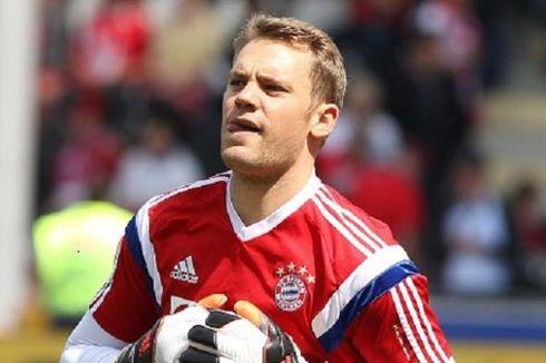 Cedera, Manuel Neuer Absen Bela Muenchen hingga Januari 2018