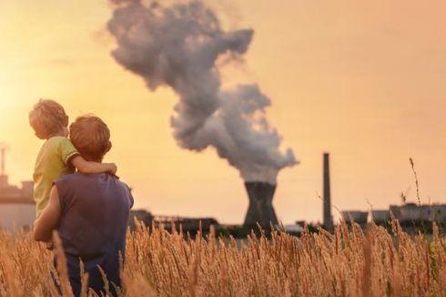 Polusi Air dan Udara Sebabkan 1 dari 4 Anak Meninggal