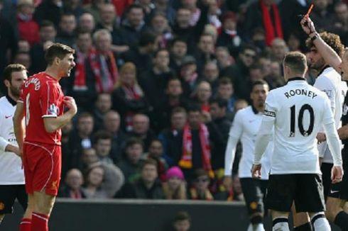 10 Duel Hujan Kartu saat Liverpool Bertemu Man United