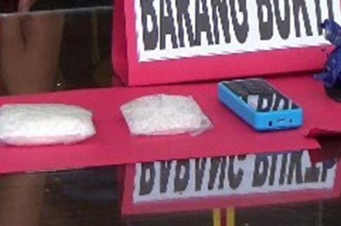 Dua Warga Tuban Tertangkap Bawa Sabu 2,9 Kilogram di Batam