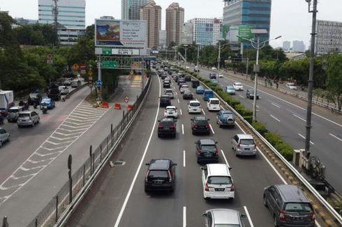 Ganjil-Genap di Jalan Tol Jakarta-Cikampek Masih Sebatas Wacana