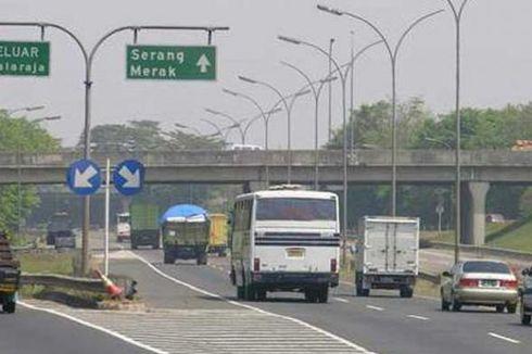 BPJT Pastikan SPM Tol Tangerang-Merak Sudah Terpenuhi