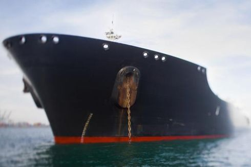 Bakamla RI Bantu Cari Korban Tabrakan Kapal Tanker di Singapura