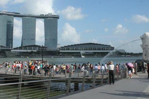 Naikkan Pendapatan, Singapura Bersiap Naikkan Pajak