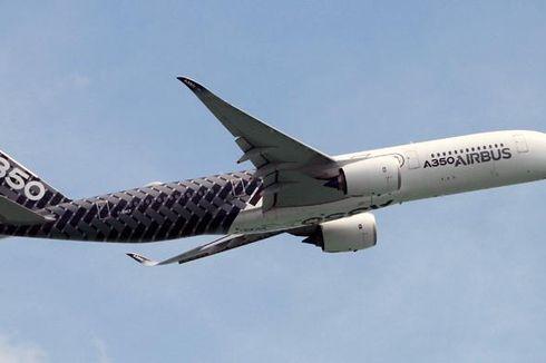 Laba Bersih Airbus Menukik 52 Persen