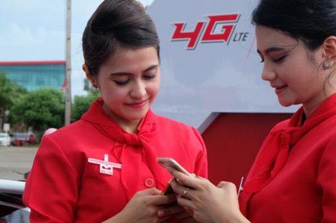 Pelanggan Telkomsel Habiskan 6.000 TB Data di Momen Lebaran 2017