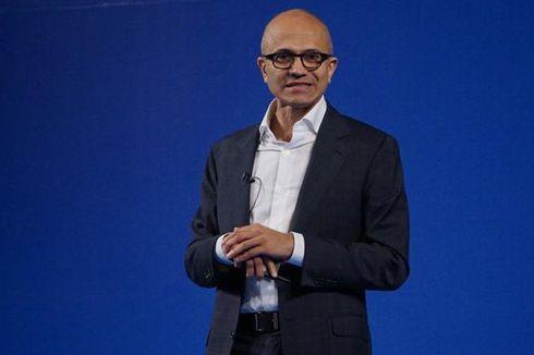 CEO Microsoft Tegur Jurnalis yang Pakai iPad