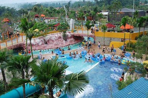 Bulan Ramadhan, Tiket Masuk The Jungle Waterpark Hanya Rp 40.000