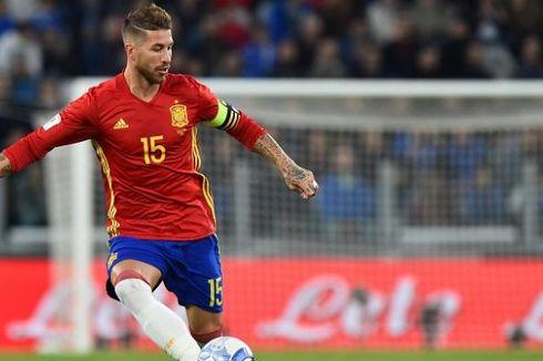 Sergio Ramos dan Pique Ancam Mundur dari Timnas Spanyol