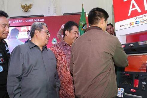 Di Jawa Barat, Bayar Pajak Kendaraan Bermotor Bisa Sambil Tiduran
