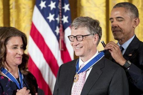 Demi Beramal, Bill Gates Lepas Kemilikan Saham di Microsoft