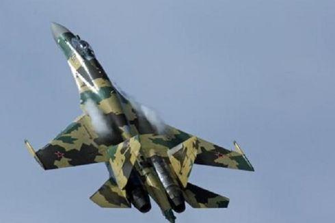 Sudan Terima Jet Tempur Sukhoi dari Rusia