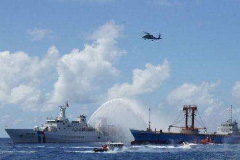 Dua Jet Tempur China Cegat Satu Jet AS di Laut China Selatan