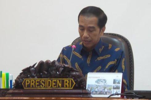 Jokowi Mengaku Tak Ingin Terlalu Condong ke Barat atau ke China...