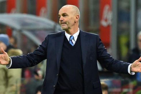 Peluang Inter ke Eropa Kian Tipis, Masa Depan Pioli Buram