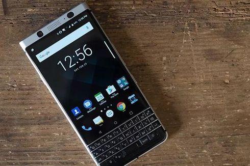 BlackBerry KeyOne yang Lebih Tangguh Dirilis Bulan Depan?
