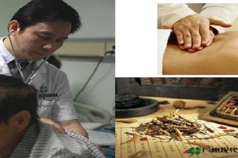 Metode Pengobatan Gabungan China dan Barat dengan Target Minimal Invasif —— perlawanan kanker 1?1?1