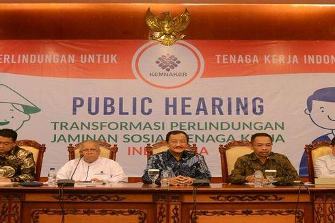 Pemerintah Segera Launching Jaminan Sosial untuk TKI