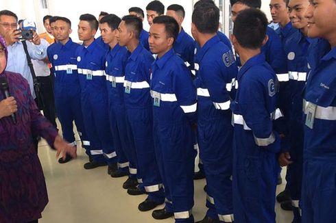 Risma Sambangi Lulusan Penerima Beasiswa ATKP di Jakarta