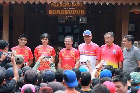 Bank Jateng Borobudur Marathon 2017 Gandeng 12 Komunitas Lari