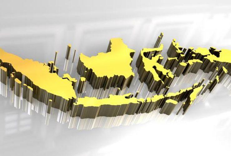 Indonesia Laporkan 16.056 Pulau Bernama ke PBB