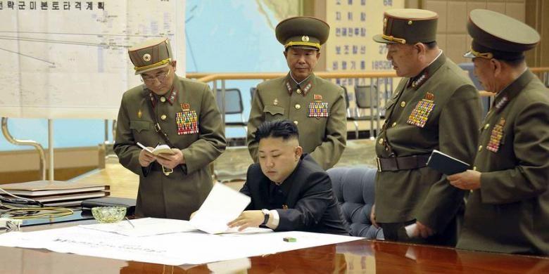 Amerika Serikat mengkhatirkan pemimpin Korea Utara Kim Jong Un yang masih sangat muda dan minim pengalaman melakukan salah perhitungan di tengah ketegangan Semenanjung Korea.