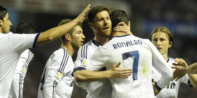 Ronaldo Akan Jadi indikator Kemenangan Real Madrid Dalam Laga Besar