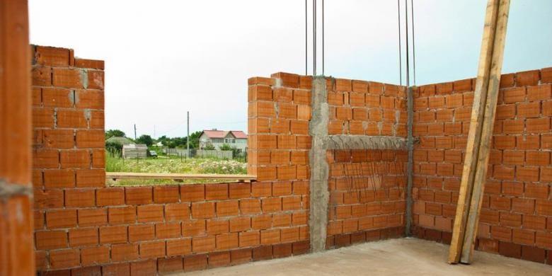 Ilustrasi: pembangunan rumah tapak