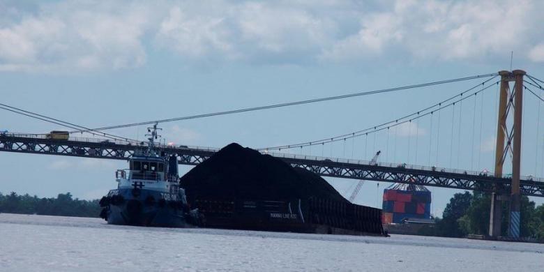 Ilustrasi batu bara