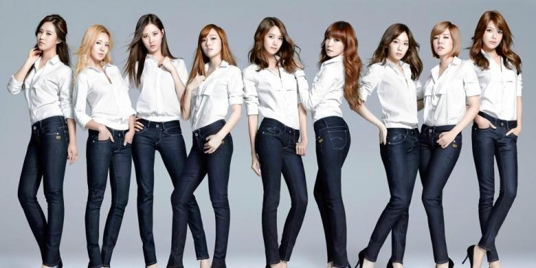 SNSD atau Girls Generation.