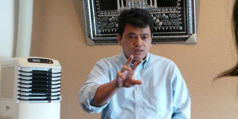 Politisi Partai Golkar, Poempida Hidayatulloh.