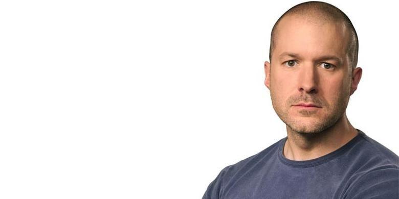 Jonathan Ive, Kepala Desain Apple.