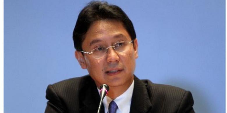 Budi Gunadi Sadikin, mantan Dirut Bank Mandiri yang ditunjuk jadi Dirut PT Inalum oleh Menteri BUMN Rini Soemarno.