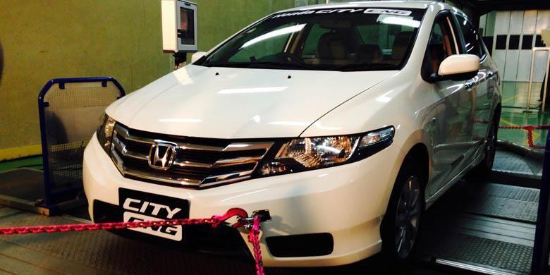 Apa Kabar Honda City CNG ?