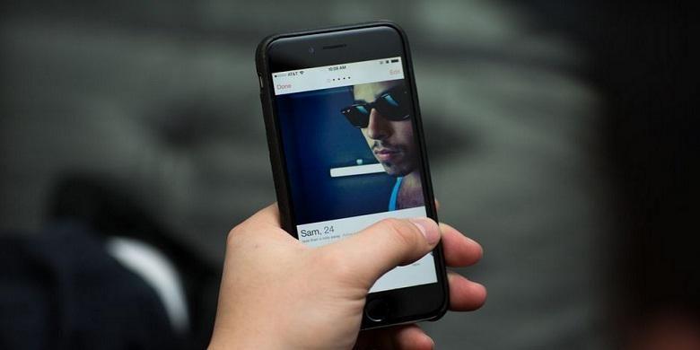Aplikasi kencan Tinder