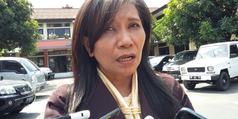 Siti Sapurah dari P2TP2A Denpasar